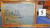 oil on canvas by Grau