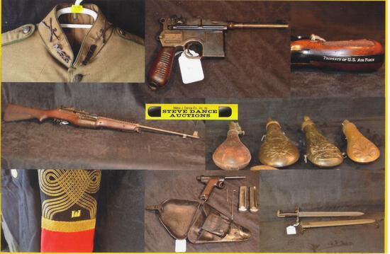 Estate Auction- Firearms & Militaria