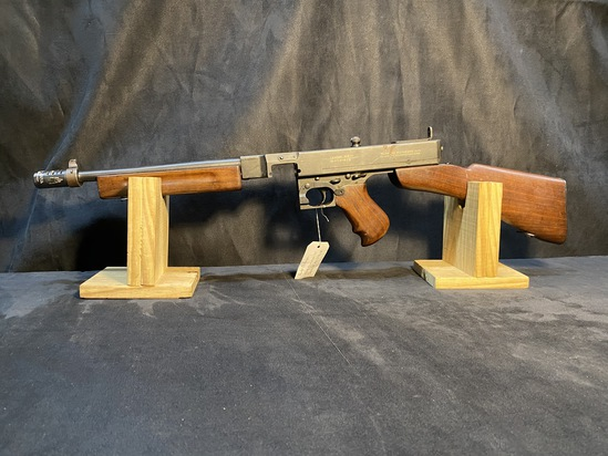 Deactivated Auto-Ordanance Model 1928A1 Sub-Machine Gun