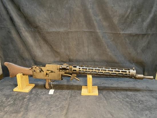 Deactivated LMG 08/15 Machine Gun