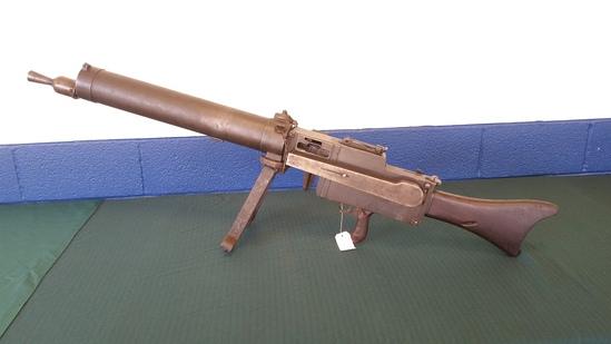 Deactivated MG 08/15 Machine Gun