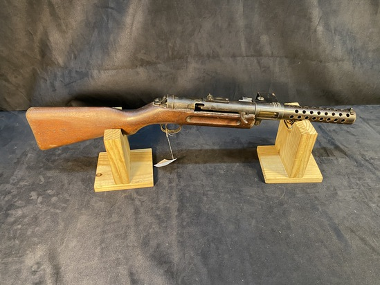 MP 18 I *Barrell Not Live* Sub-Machine Gun