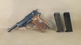 P.38 Semi-Auctomatic Pistol