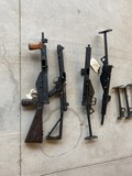 Large lot of Sten parts kits