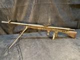 Chauchet M1915 *Barrell Not Live* Machine Gun