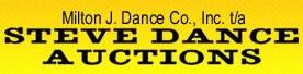 Steve Dance Auctions