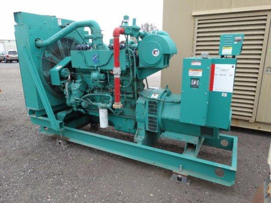 ONAN Stationary Generator, 150    Auctions Online | Proxibid