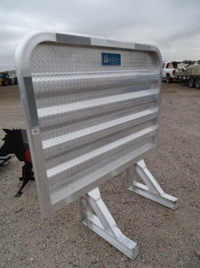 Merritt Aluminum Headache Rack To Fit Large Truck