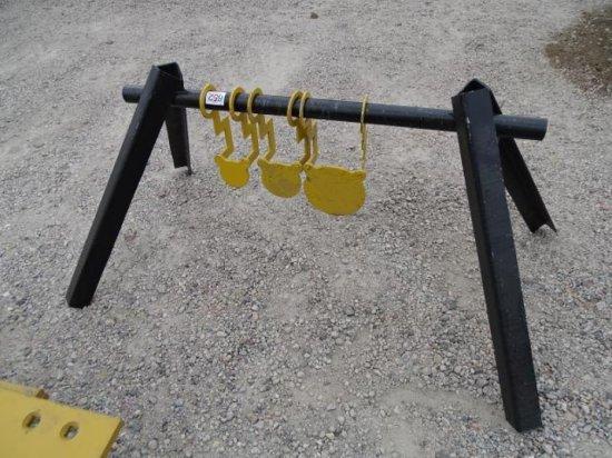 KT Unused AR500 3/8in Gong Target