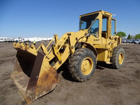Caterpillar 950C Wheel Loader 17.5-25 Tires, S/N: 81J6683