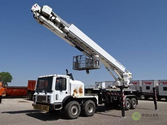 2005 BRONTO SKYLIFT S180 HDT S/N: 5107-152 Mounted on TOR BC-8680 Chassis, Cummins ISX-450 Diesel,