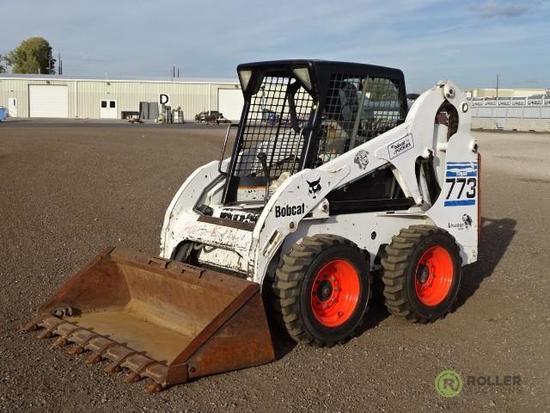 2001 Bobcat 773 Skid Steer Loa    Auctions Online | Proxibid
