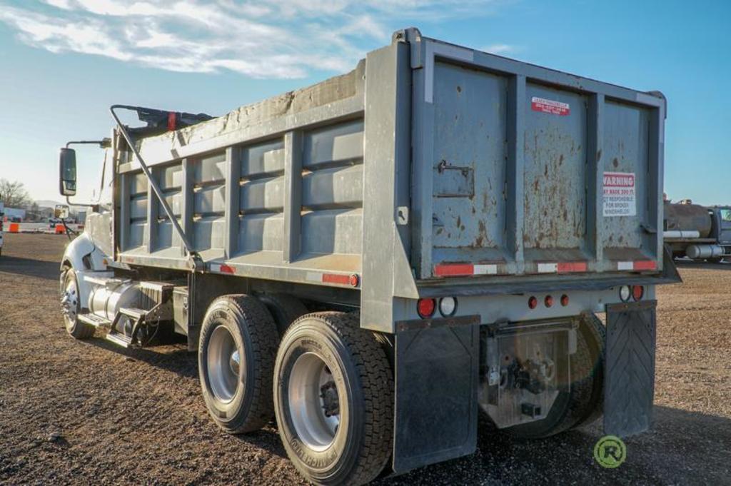 Lot: 2012 INTERNATIONAL PROSTAR T/A Dump Truck, MaxxForce