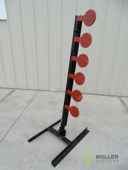 New Kit 3/8in AR500 Dueling Tree Shooting Target