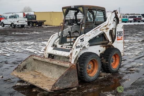 2005 Bobcat S185 Skid Steer Lo    Auctions Online | Proxibid