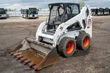 2004 Bobcat S175 Skid Steer Loader, Auxiliary Hydraulics, 10-16.5 Tires, 66in Bucket, Hour Meter