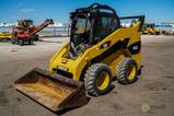 2011 Caterpillar 262C Skid Steer Loader, 12-16.5 Tires, Auxiliary Hydraulics, 79in Bucket, Missing