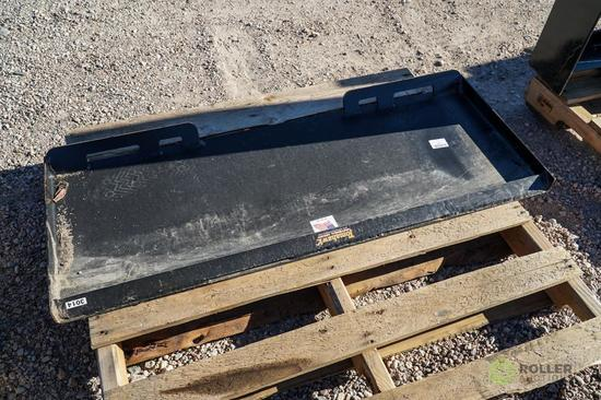 Tomahawk Quick Attach Plate To Fit Skid Steer Loader
