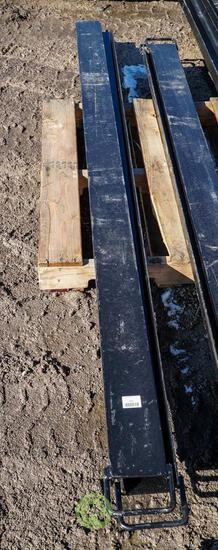 New 8' Pallet Fork Extensions