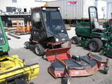 Toro Groundsmaster 325D 6' Ride-On Mower w/ Blade and Enclosed Cab
