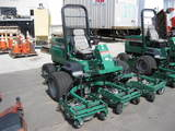 Ransomes AR250 Rotary Countour Ride-On Mower, Diesel, 5125 Hours
