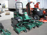 Ransomes AR250 Rotary Countour Ride-On Mower, Diesel, 5192 Hours