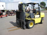 Hyster 80XL2 7450 lbs Capacity Propane Forklift