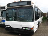 1996 Neoplan AN440TLF 40' Transit Bus, Low Floor, Detroit Series 50 Engine, ZF5HP590 5 Speed Angle D