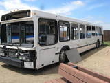 1996 Neoplan AN440TLF Transit Bus, Incomplete TOW AWAY, PARTS ONLY(VIN - 1N9TA16A5TL013121)(Mileage