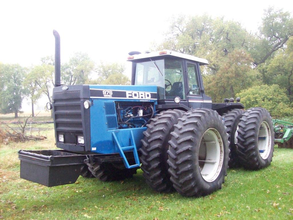 Large Farm Machinery Gary Meyer