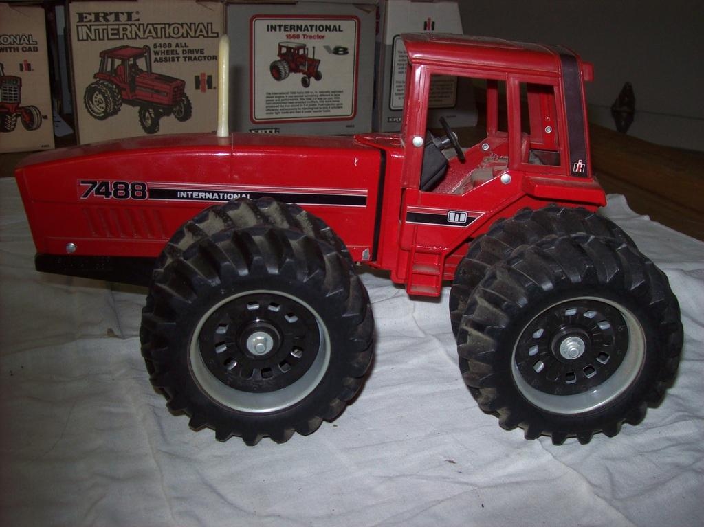 Peddle Tractors, Toy Tractors & Nascar