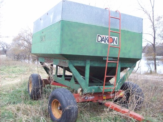 Dakon Gravity Wagon