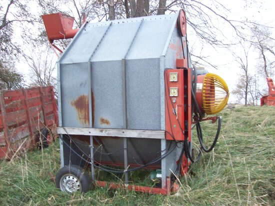 American 75 Bushel Batch Dryer