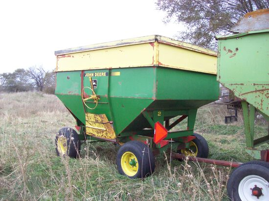 JD Gravity Wagon