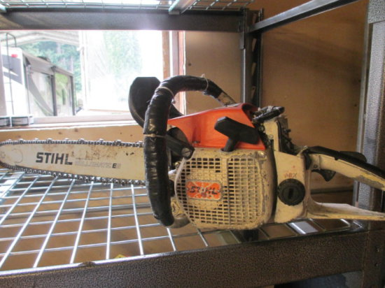 Stihl U28WB chainsaw- Has Compression -> Will not be Shipped! <- con 317