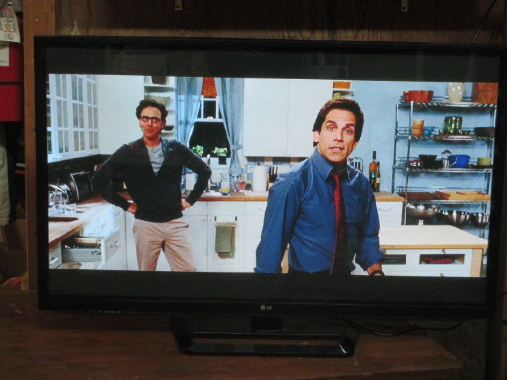 "2012 LG 50"" Plasma HDTV with Remote - Tested/Works -> Will not be Shipped! <- con 310"