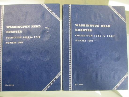 17 Silver Washington Quarters - con 646
