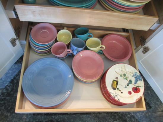 Fiesta Ware China Cups and more