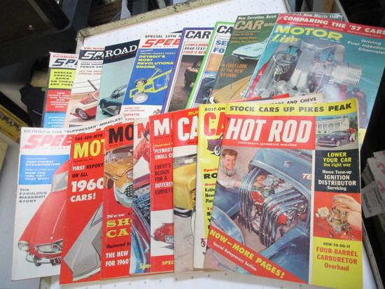 1950's Car Magazines - con 39
