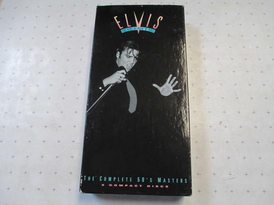 Elvis Presley The Complete 50's CD Set - con 757