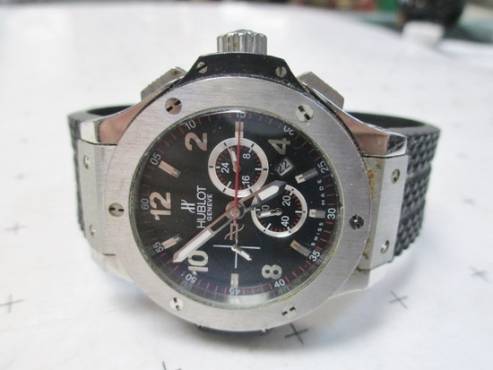 Men's Hublot Geneve Tuiga 301kx - Swiss - Runs - con 668