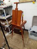 Professional Adjustable Art Easel - Will not be shipped - con 793