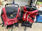 Two Hiking Backpacks - Will not be shipped - con 638