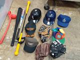Lot of Youth Baseball Items - con 339