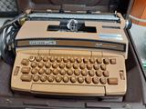 Smith Corona Typewriter with Case - Will not be shipped - con 709