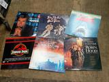 6 Laser Discs - Will not be shipped -con 598
