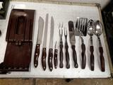 Lot of Cutco Knifes - Will not be shipped - con 672