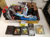 Assorted Items - 1 Speaker Atari Games - More - con 119