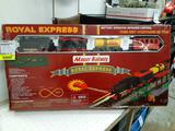 Master Railway Royal Express 53pc Train Set - Will not be shipped -con 802