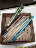 Assorted knitting Needles - con 802